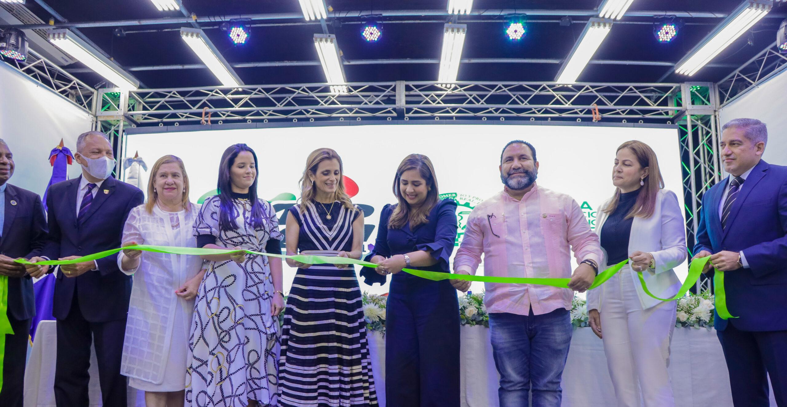 Inauguración de Expo Vega 2021